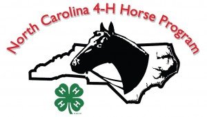 Cover photo for 2019 NC 4-H Horse Program Calendar of Events