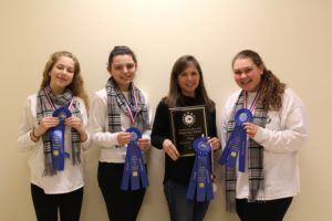 Senior Hippology Champion Team