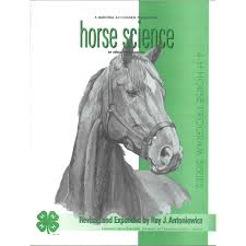 Horse Science Manual cover