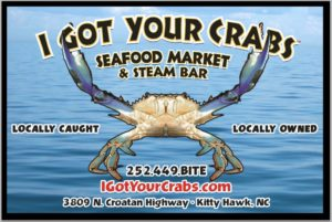 I Got Your Crabs Oyster Bar logo image