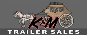 K & M Trailer Sales LLC logo image