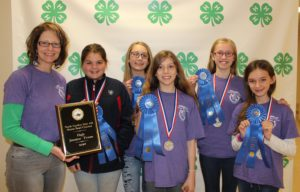 Image of Junior Horsebowl Team Champions