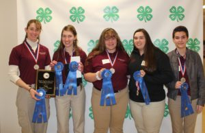 Image of Senior Horsebowl Team Champions