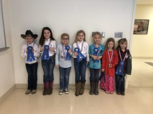 2020 Cloverbud Contestants